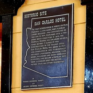 Episode 39 The Haunted San Carlos Hotel – Tipsy Tales Podcast